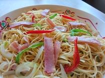 【ディナーメニュー】~パスタ~麺類は日替わりです☆