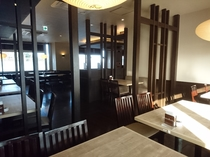 【レストラン】~店内の様子~奥の座席は少人数の団体様のご利用に最適☆