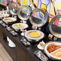 朝食和洋フルビュッフェ