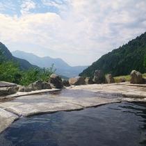 夏の馬曲温泉その3