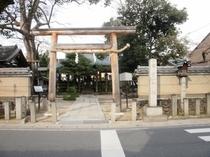 齋ノ宮神社です