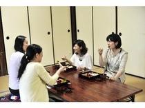 遊心庵 百日紅(ひゃくじっこう)にて食事