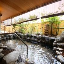 檜の湯(岩露天風呂)