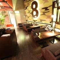エイトライスフィールドカフェ