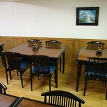 *食堂/夕朝のお食事はこちらでご用意いたします。