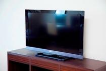 40型液晶テレビ設置(BS・CS・有料チャンネルはございません)