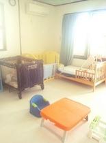 子供も安心の子供部屋