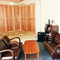 *【部屋/マルセイユ】当館で一番広いお部屋で、6名様までご利用いただけます。