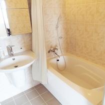 *【部屋/クレタ】ゆっくりお風呂に浸かってリフレッシュ。