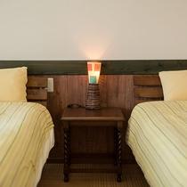 *【部屋/バレンシア】テラスから差し込む光で心地よい目覚めを。