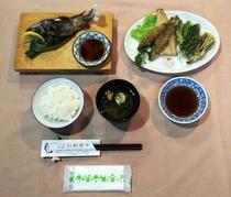小学生低学年夕食例