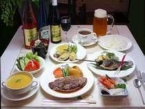 お箸で楽しむ和洋折衷の創作家庭料理