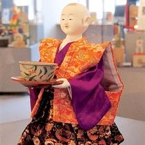 からくり人形(玩具博物館)