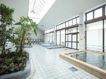 天然温泉大浴場①