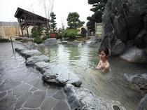 露天風呂②
