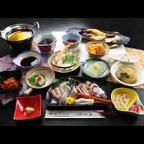 ◆【ご夕食一例・冬季】