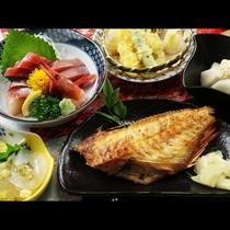 魚メイン料理