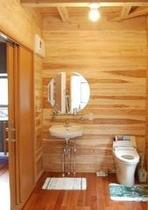 コテージ海-LIVE 洗面所