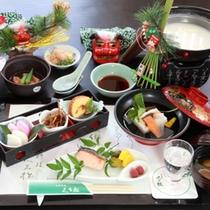 *【正月】お正月料理(一例)