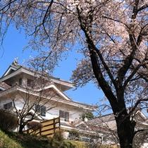 *外観(春)