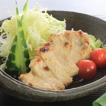 *【2016夏~秋】8月~9月Bコース/豚肉の西京焼