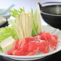 *【2016秋】9~10月Cコース/牛肉のすき焼き