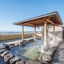 *ばんどうの湯/当館徒歩2分・天然温泉露天にご宿泊の方は無料で入浴できます。