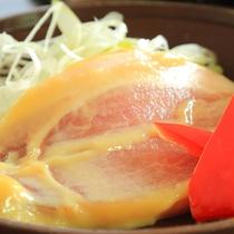 *【2017冬】11~2月Bコース/豚肉の西京焼き