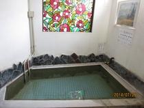 本館の小さい方のお風呂