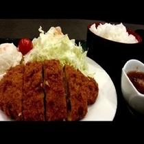 【定食】花々亭ではお食事メニューも充実しております♪