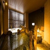 ■男性大浴場(外気浴)