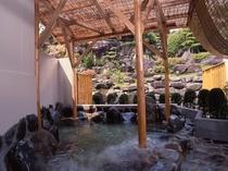 庭園露天風呂(女性)