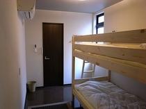 2段ベッド2人部屋