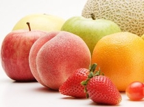 新鮮な食材(果実)