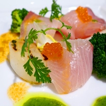 【お料理】ある日のお魚料理(イメージ)<B>