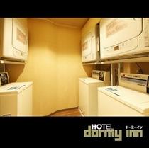 ■ランドリーコーナー【洗濯機無料・乾燥機有料】