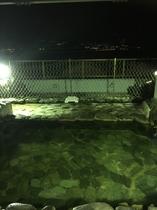 夜の熱海市街が綺麗です。