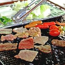 新鮮野菜&肉、絶品です☆