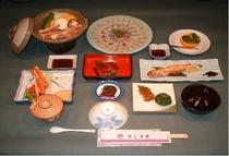二食付き 10500円プラン