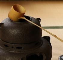 シニア限定♪お抹茶と甘味 特典付