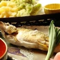 焼き魚です