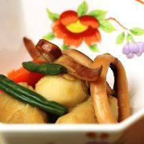 夕食_煮物