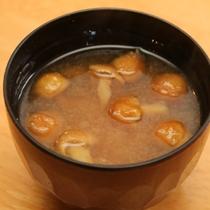 料理_朝食_味噌汁