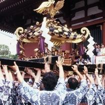 浅草 〜祭り〜