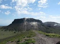 樽前山ドーム