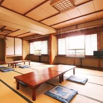 ☆客室_和室10畳二間_ひまわり・すずらん (2)