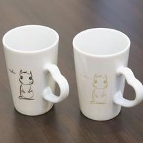 備品/オリジナルコリスデザインマグカップ