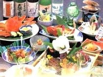 板長おまかせコース料理イメージ