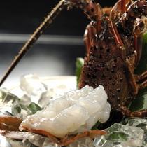 ◆【海鮮膳】プリップリの伊勢エビのお造り