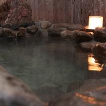 ◆野天風呂「番屋」